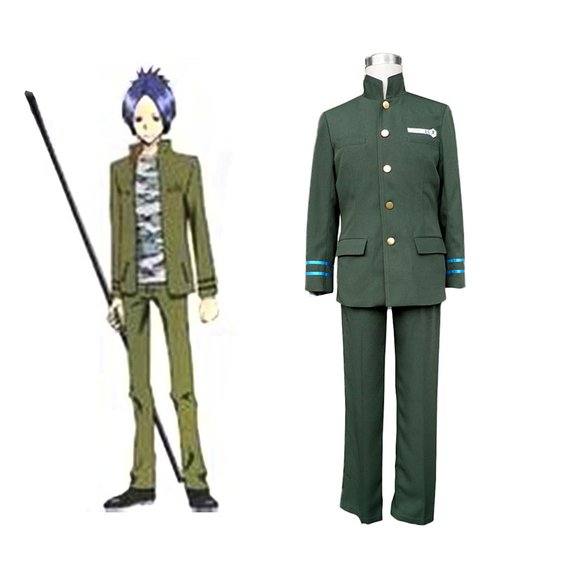 Hitman Reborn Junior High School Male Uniformen 2 Cosplay Kostüme Germany