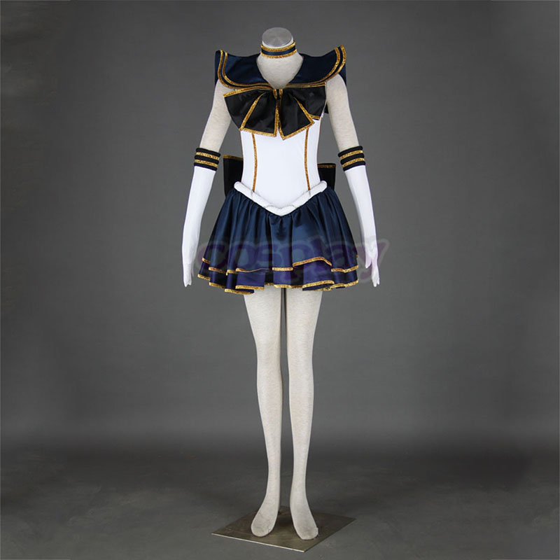 Sailor Moon Meiou Setsuna 2 Cosplay Kostüme Germany