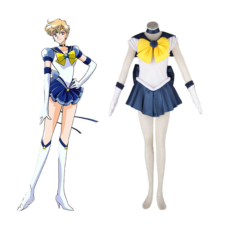 Sailor Moon Tenoh Haruka 1 Cosplay Kostüme Germany