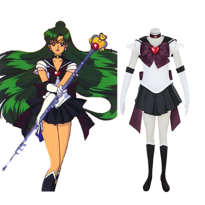 Sailor Moon Meiou Setsuna 3 Cosplay Kostüme Germany