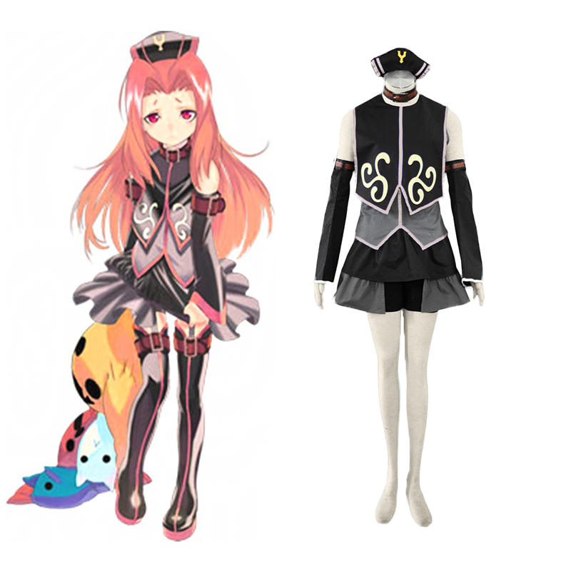 Tales of the Abyss Arietta 1 Cosplay Kostüme Germany