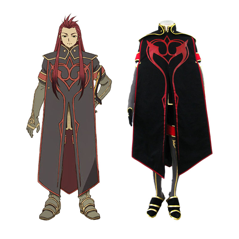 Tales of the Abyss Asch 1 Cosplay Kostüme Germany