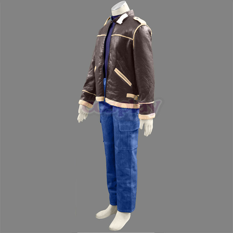Resident Evil 4 Leon S. Kennedy Cosplay Costume Germany