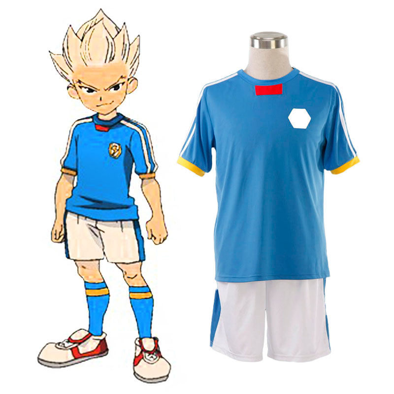 Inazuma Eleven Japan National Team Sommer 1 Cosplay Kostüme Germany