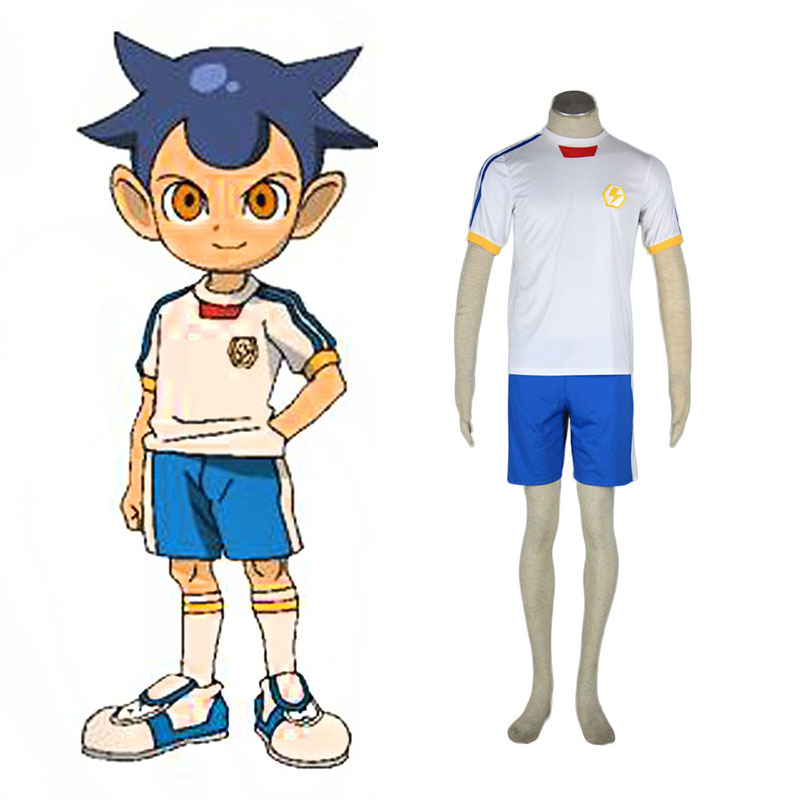 Inazuma Eleven Japan Team Sommer 2 Cosplay Kostüme Germany