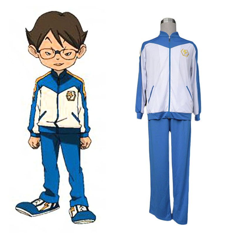 Inazuma Eleven Japan Team Winter 1 Cosplay Kostüme Germany