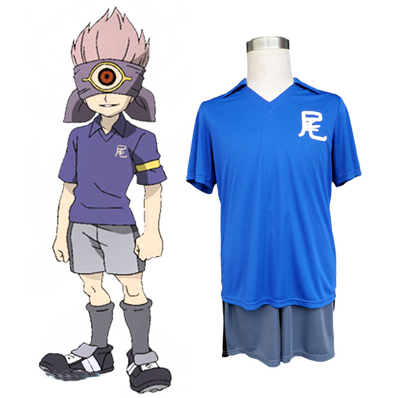 Inazuma Eleven Junior high Soccer Jersey Cosplay Kostüme Germany