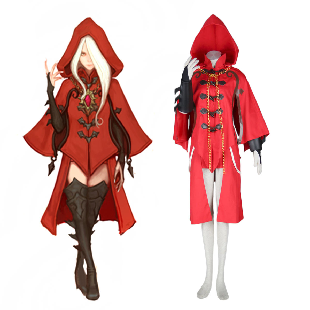 Dragon Nest Argenta Cosplay Kostüme Germany