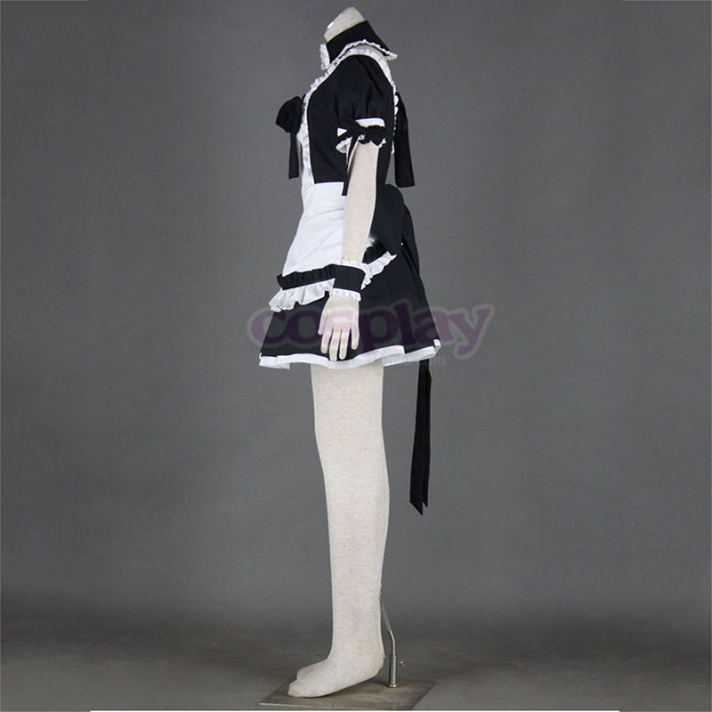 Queen's Blade Airi Maid Cosplay Kostüme Germany