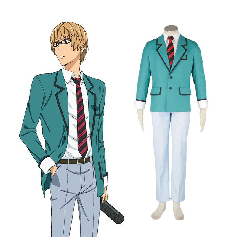 Bakuman Male School Uniformen Cosplay Kostüme Germany