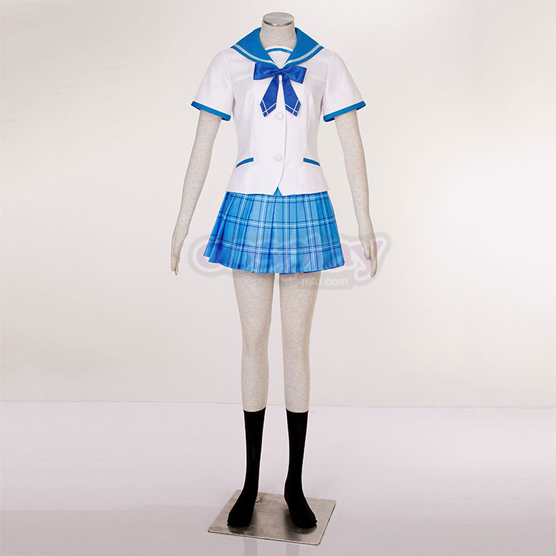 Strike the Blood Yukina Himeragi 1 Cosplay Kostüme Germany