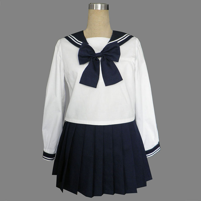 Long Sleeves Sailor Uniformen 9 Cosplay Kostüme Germany