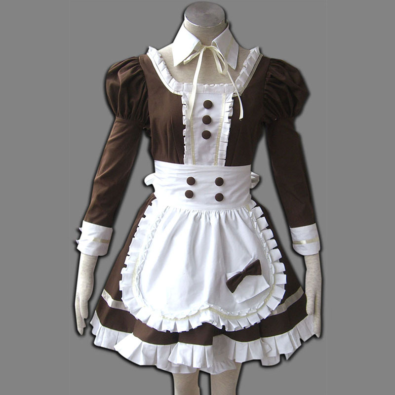 Maid Uniformen 4 Coffee Whispery Cosplay Kostüme Germany