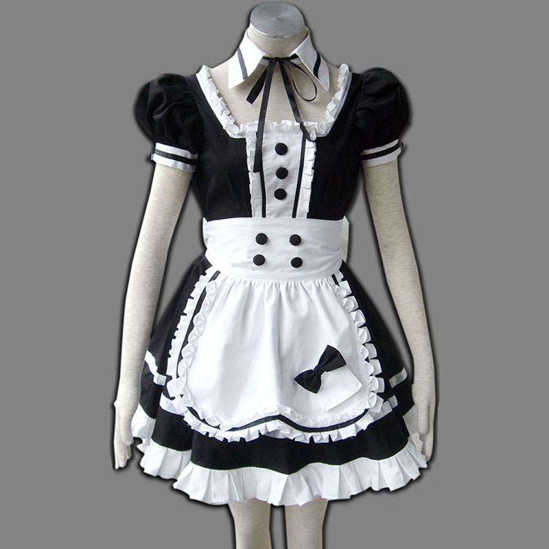 Maid Uniformen 5 Princess Of Dark Cosplay Kostüme Germany