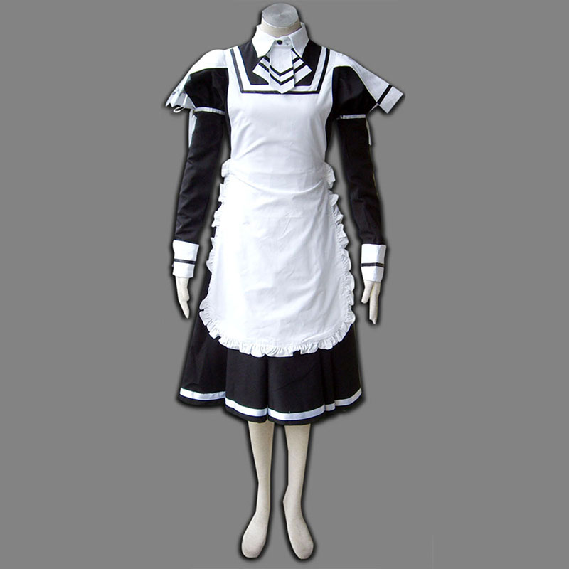 Maid Uniformen 7 Deadly Weapon Cosplay Kostüme Germany