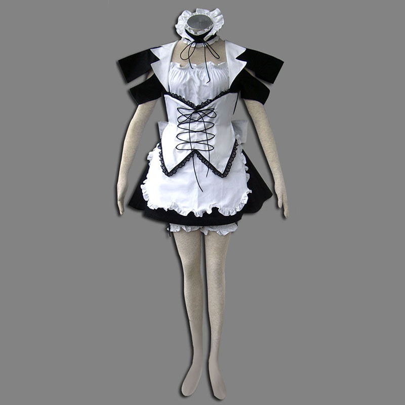 Maid Uniformen 13 Wind Spirit Cosplay Kostüme Germany