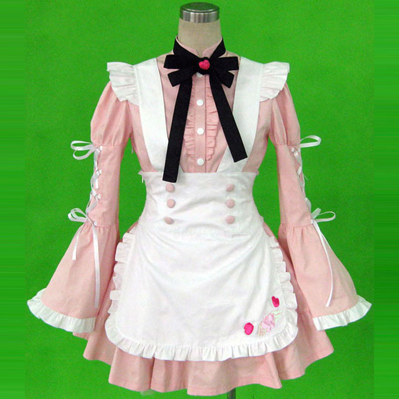 Maid Uniformen 14 Cherry Snow Cosplay Kostüme Germany