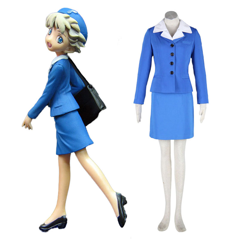 Aviation Uniform Kultur Stewardess 2 Cosplay Kostüme Germany