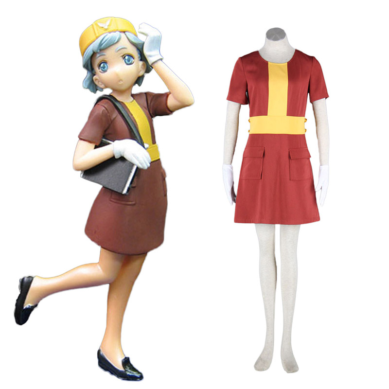 Aviation Uniform Kultur Stewardess 4 Cosplay Kostüme Germany