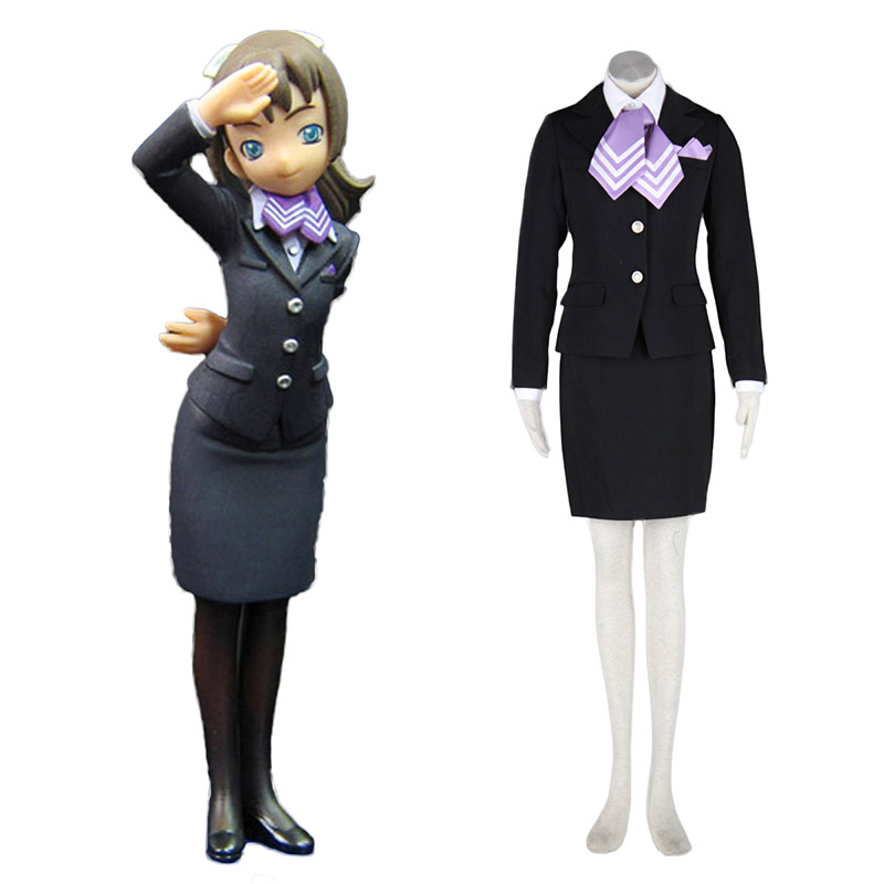 Aviation Uniform Kultur Stewardess 9 Cosplay Kostüme Germany
