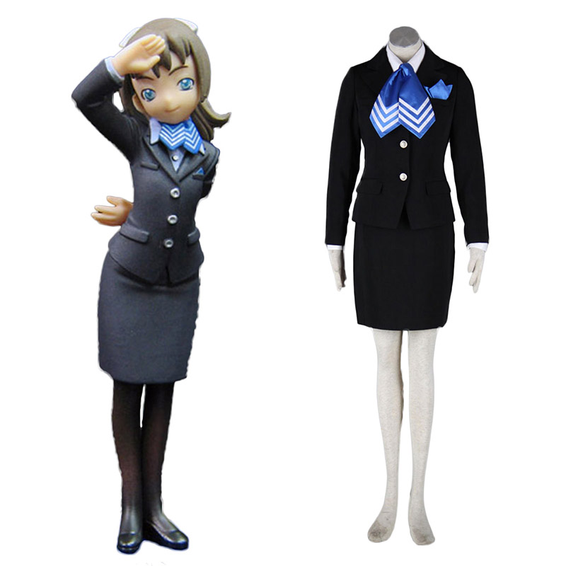 Aviation Uniform Kultur Stewardess 10 Cosplay Kostüme Germany