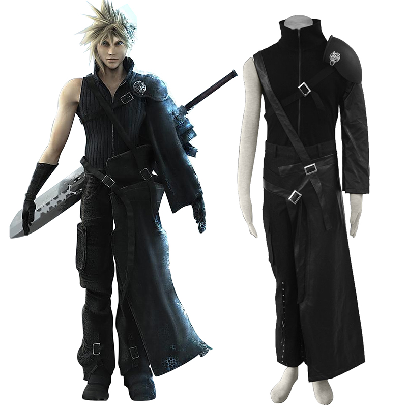 Final Fantasy VII Cloud Strife Cosplay Kostüme Germany