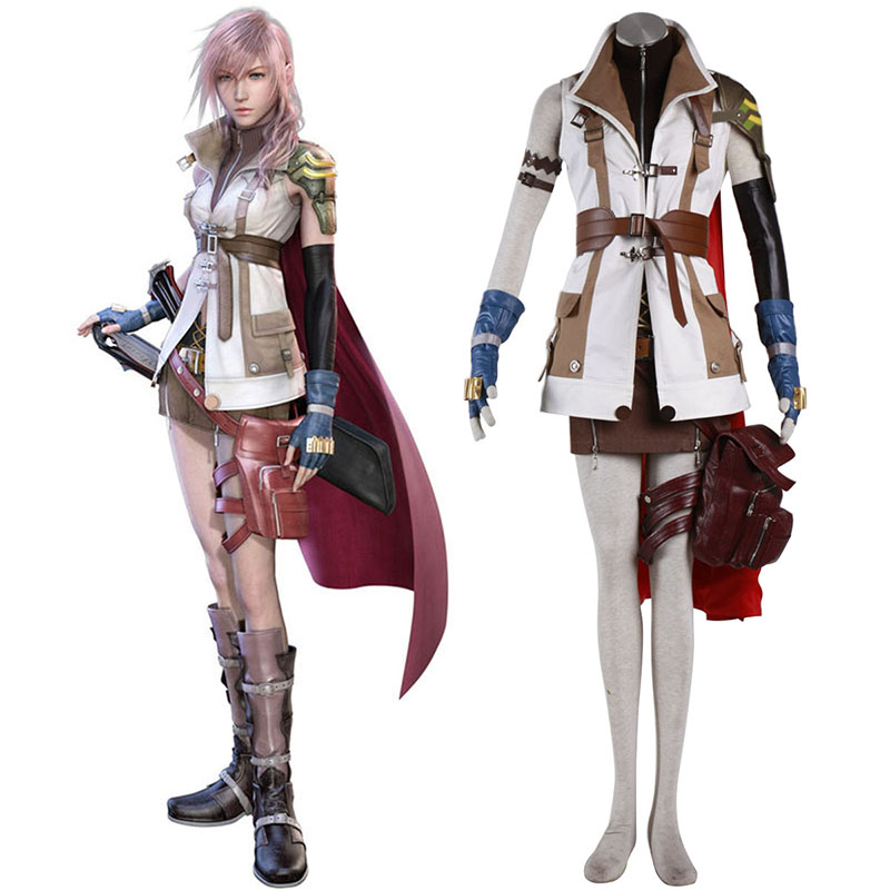 Final Fantasy XIII Lightning 1 Cosplay Kostüme Germany