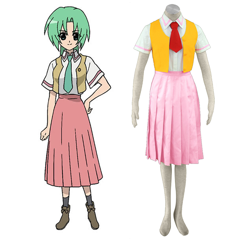 Higurashi When They Cry Sonozaki Mion 1 Cosplay Kostüme Germany