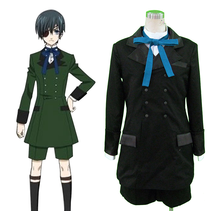 Black Butler Ciel Phantomhive 4 Cosplay Kostüme Germany