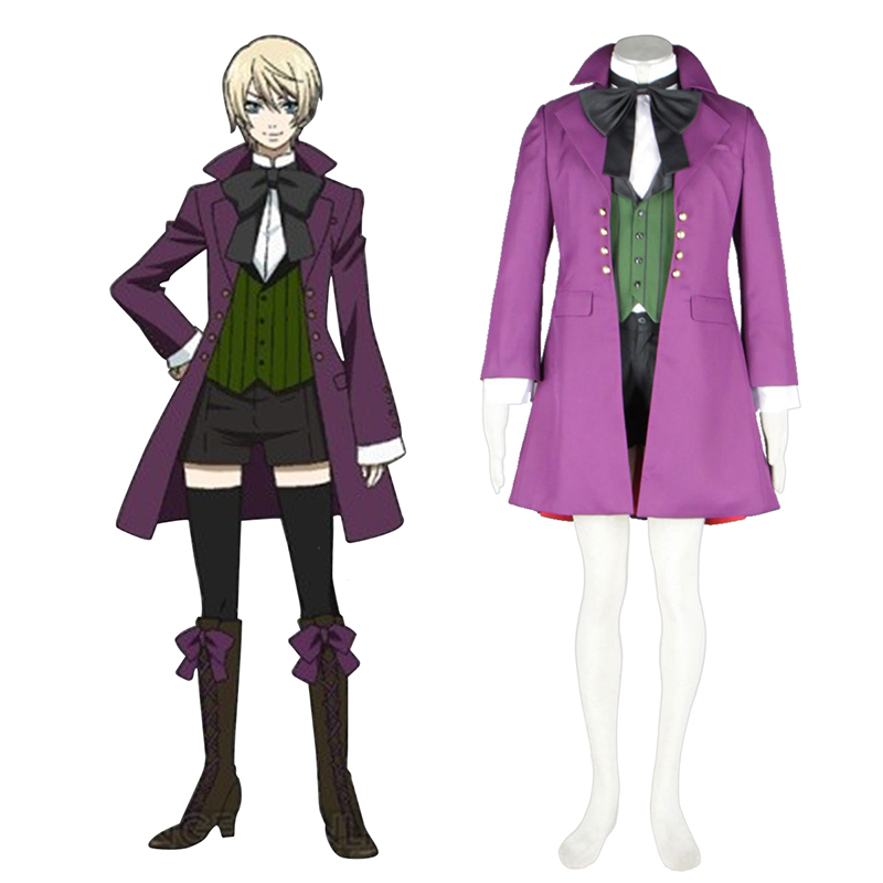 Black Butler Alois Trancy 1 Cosplay Kostüme Germany