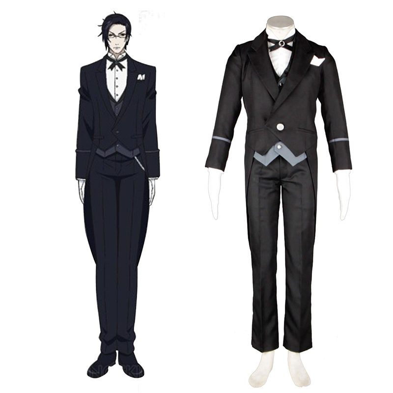 Black Butler Claude Faustus 1 Cosplay Kostüme Germany