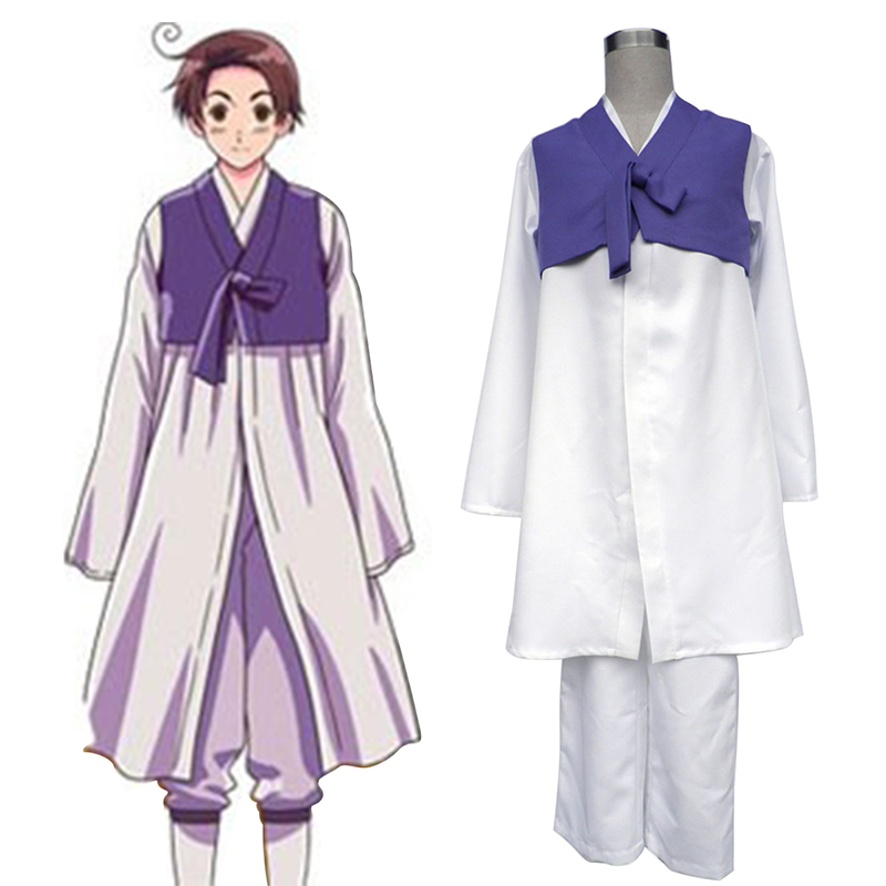 Axis Powers Hetalia South Korea 1 Cosplay Kostüme Germany