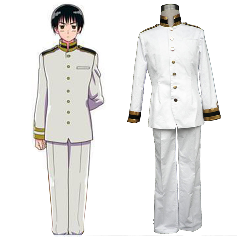 Axis Powers Hetalia Japan Honda Kiku 1 Cosplay Kostüme Germany