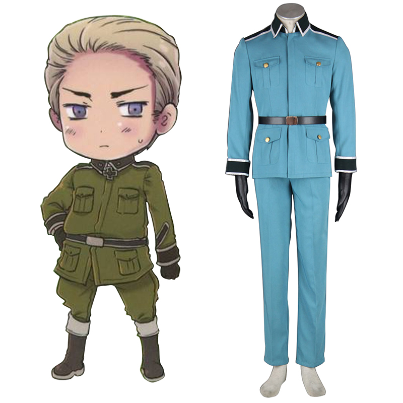 Axis Powers Hetalia Germany 1 Military Uniformen Cosplay Kostüme Germany