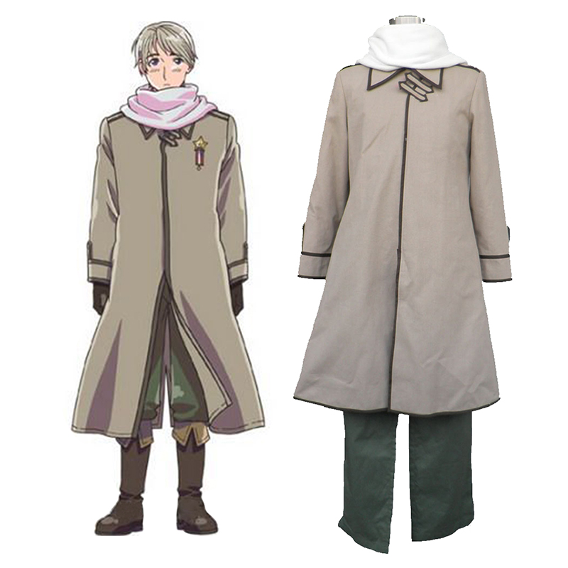 Axis Powers Hetalia APH Russia Ivan Braginski 1 Cosplay Kostüme Germany