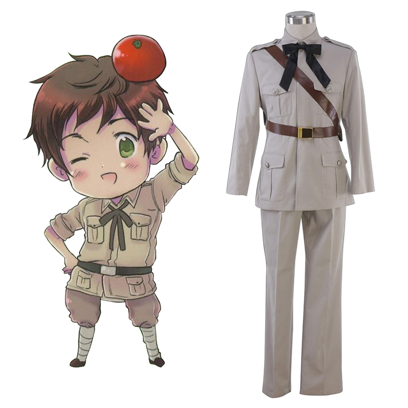 Axis Powers Hetalia Spain Antonio Fernandez Carriedo 1 Cosplay Kostüme Germany