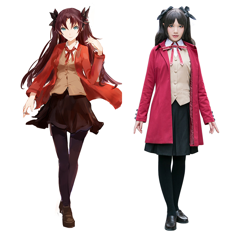 The Holy Grail War Tohsaka Rin 5 Cosplay Kostüme Germany