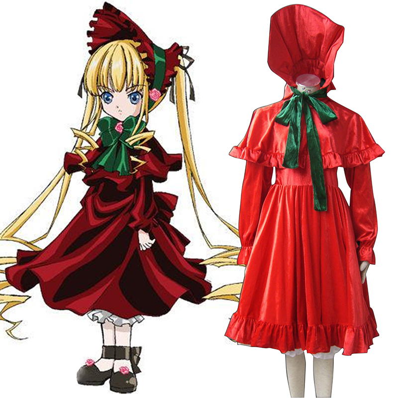 Rozen Maiden Shinku Cosplay Kostüme Germany