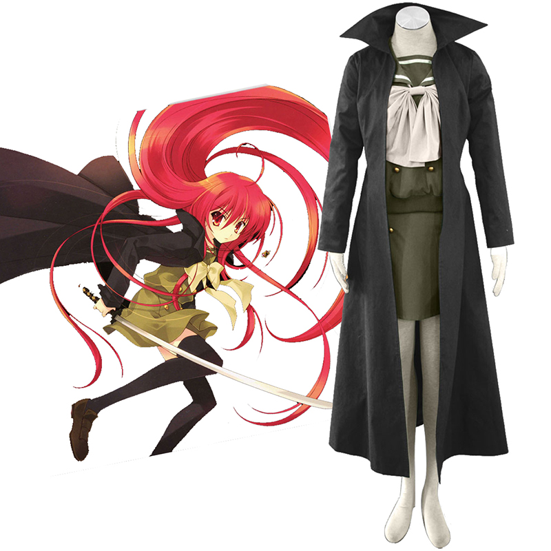 Shakugan no Shana Shana 3 Cloak Cosplay Kostüme Germany