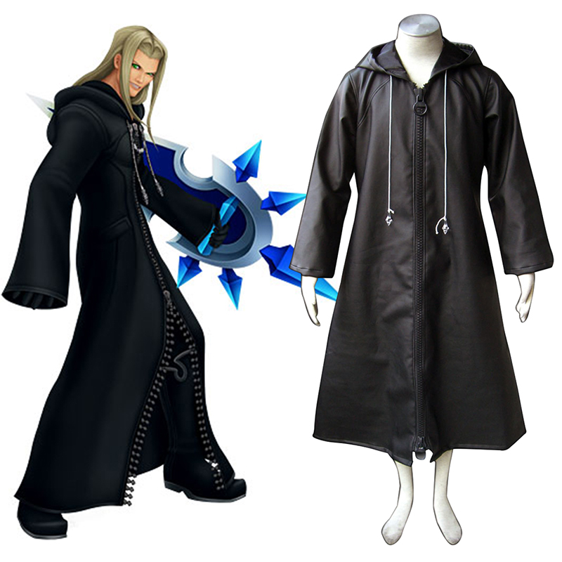 Kingdom Hearts Organization XIII Vexen 1 Cosplay Kostüme Germany