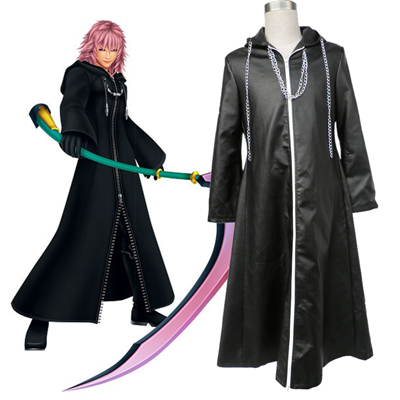 Kingdom Hearts Organization XIII Marluxia 2 Cosplay Kostüme Germany