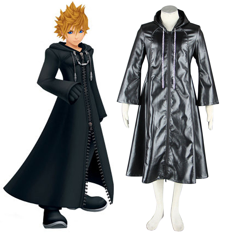 Kingdom Hearts Organization XIII 3 Roxas Cosplay Kostüme Germany