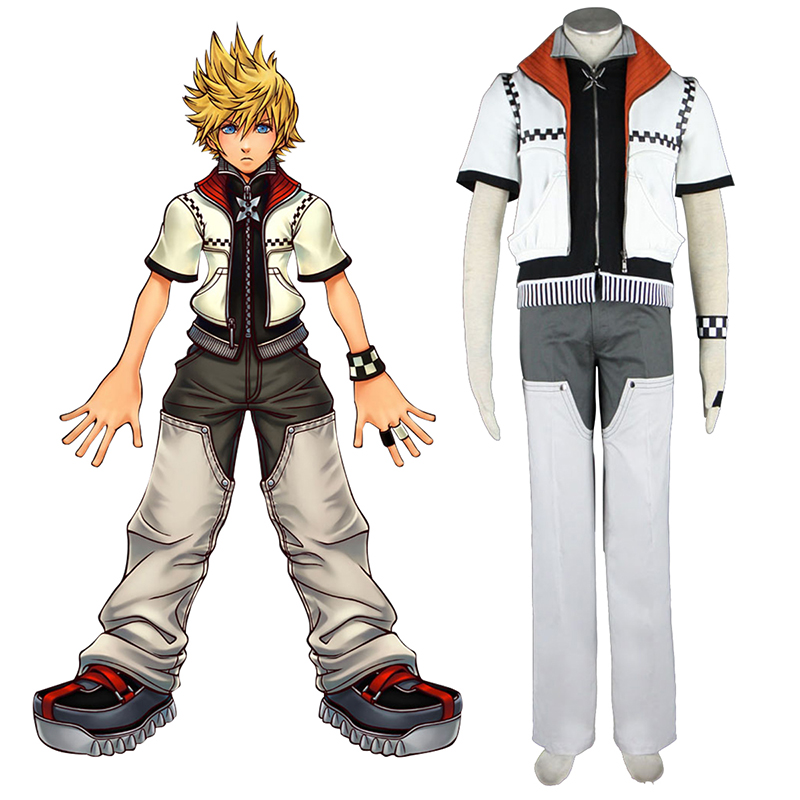 Kingdom Hearts Roxas 1 Cosplay Kostüme Germany