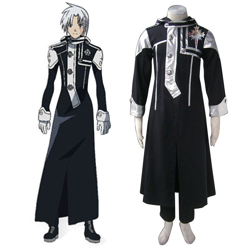D.Gray-man Allen Walker 1 Cosplay Kostüme Germany