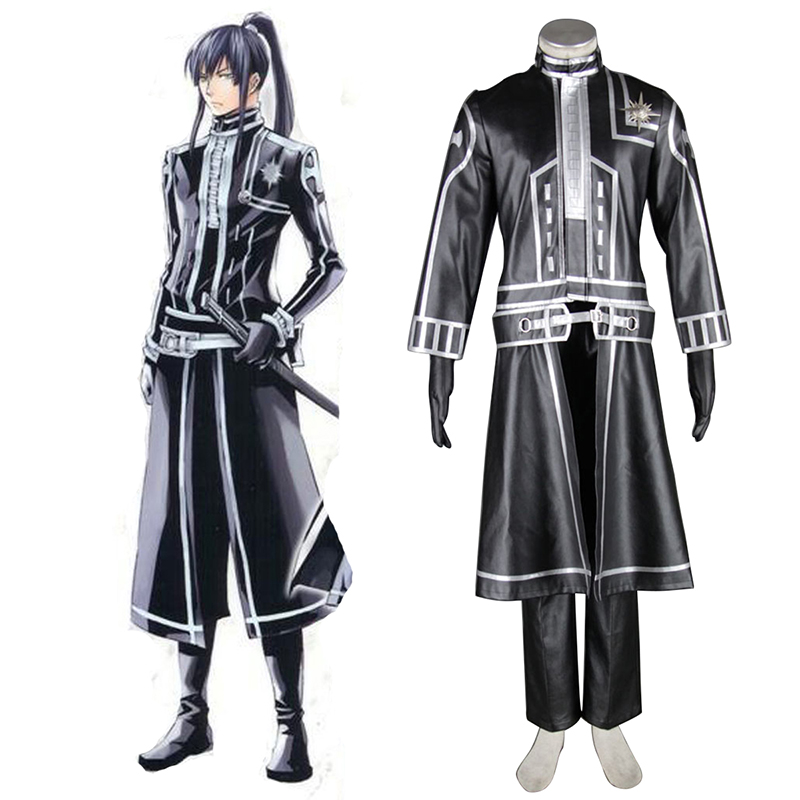 D.Gray-man Yu Kanda 2 Cosplay Kostüme Germany