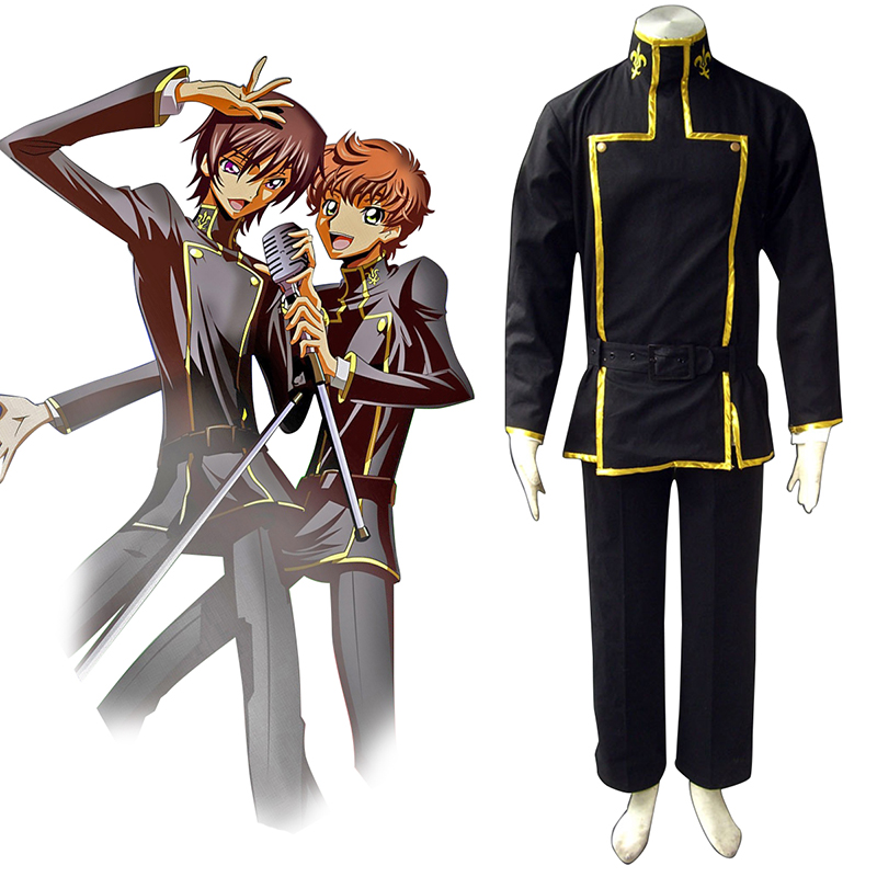 Code Geass Lelouch Lamperouge 1 Cosplay Kostüme Germany