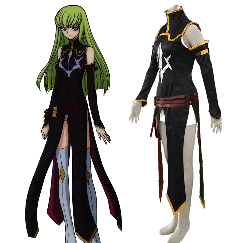 Code Geass C.C. 2 Cosplay Kostüme Germany