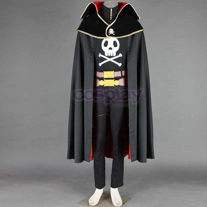 Galaxy Express 999 Captain Harlock Cosplay Kostüme Germany