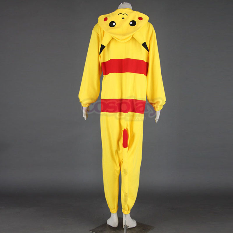 Pokémon Pikachu Pajamas 1 Cosplay Kostüme Germany