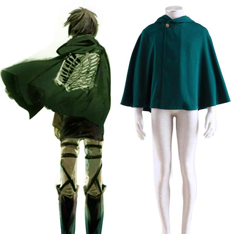 Attack on Titan Survey Corps Cloak 2 Cosplay Kostüme Germany